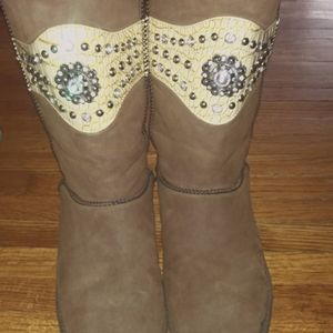 P&G collection boots